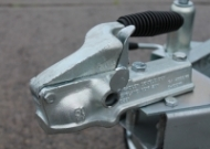 Lockable Hitch Head