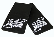 Branded Mudflaps