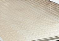 Aluminium Treadplate Floor