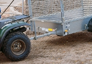 ATV Drawbar