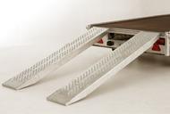 8' Steel Loading Skids