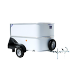 Ifor Williams BV64e Trailer
