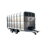 Ifor Williams DP120 12 Livestock Trailer