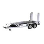 Ifor Williams GH1054 Trailer