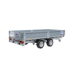 Ifor Williams LM125 Trailer
