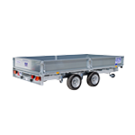 Ifor Williams LM126 Trailer