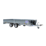 Ifor Williams LM146 Trailer