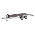 Ifor Williams LM146/B Trailer