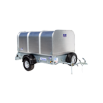 Ifor Williams P6e, P7e, P8e Trailer