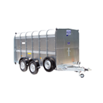 Ifor Williams TA510 12 Livestock Trailer