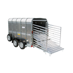 Ifor Williams TA5 10 Livestock Trailer