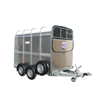 Ifor Williams TA5 8 Livestock Trailer