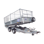 Ifor Williams TT3621 Trailer