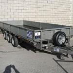 Used Lm146 14' x 6'6'' Ti Axle 3500kg