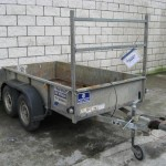 Used GD84 8' x 4' 2700kg