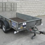 Used GD85 8' x 5' 2700kg