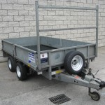 Used LM105 10' x 5'6'' 2600kg