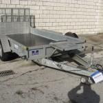 Used GP126 12' x 5'10'' Plant  3500kg
