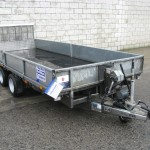 Used CT166 16' x 6'6'' Tiltbed