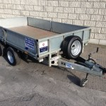 Used LM105 10' x 5'6'' Alloy Floor