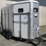 Used HB510 Horsebox
