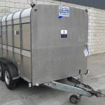 Used TA510 10' x 5'10'' No Deck
