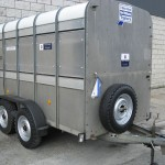Used Ta510 12' x 5'10'' With Deck