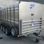 Used Ta510 14' x 5'10'' Tri With Deck
