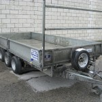 Used LM146 14' x 6'6''  3500kg