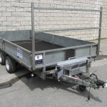 Used lm146 14' x 6'6'' Beavertail